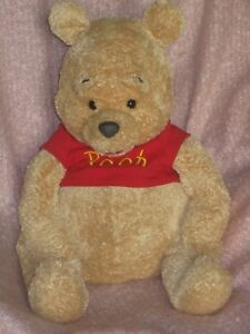 Peluche Winnie l'ourson de Disney