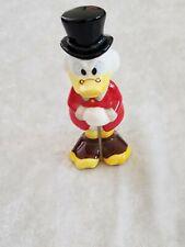 "4"" Scrooge McDuck Porcelain Figure"