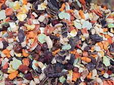 Früchtemischung 1 kg Trockenfrüchte Nagerfutter Papageienfutter Streifenhörnchen