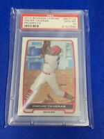 2012 Bowman Chrome Oscar Taveras Cardinals #BCP102 PSA 10 GEM MINT Rookie Card