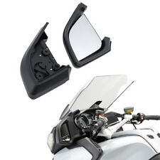 Black Rear View Mirror Fit For BMW R1200RT R1200 RT 2005-2012 11 10 09 08