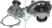 ENGINE WATER / COOLANT PUMP INA 538 0096 10