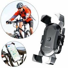 Wozinsky Handyhalterung Fahrrad Halterung Motorrad Halterung Lenker Bike schwarz