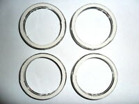 EXHAUST GASKETS for YAMAHA XJR1200 set of 4