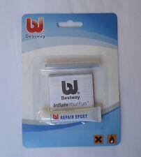 Bestway Vinyl Liner Pool Repair Patch Glue Kit for Inflatable Pool Toy Airbed