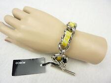 MIMCO Jewellery Punklove Chain Wrist/ Bracelet BNWT- in Daisy- rrp$99.95