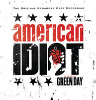 GREEN DAY American Idiot The Original Broadway Cast Recording 2CD BRAND NEW