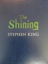 The Shining, Deluxe Special Edition-Stephen King Artist Ed- Cemetery Dance