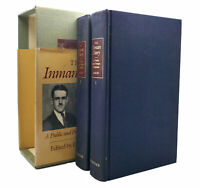 Daniel Aaron THE INMAN DIARY  1st Edition 2nd Printing