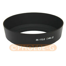 HN-3 52mm Metal Lens Hood for NIKON AF 35mm f/2D 35-80mm