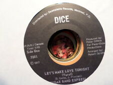 CANADA DICE 45 RECORD/SUGAR BAND EXPRESS/ LET'S MAKE LOVE TONIGHT/VOCAL/INSTR