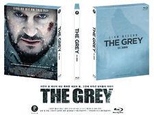 The Grey ( Blu-ray ) / Liam Neeson / Region A