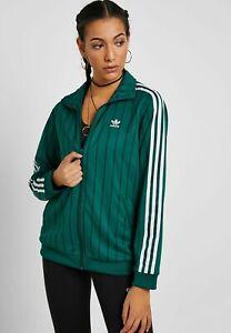 Women's Adidas Originals 'Trefoil' Track Top (DU9929)