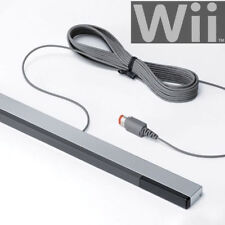 ovNew Wired Infrared IR Signal Ray Sensor Bar/Receiver for Nitendo Wii Remote UR