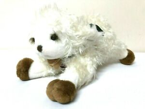 DAKIN Applause Baby Lamb PLUSH STUFFED ANIMAL~STUFFIE~STUFFY  Vintage Says Baa