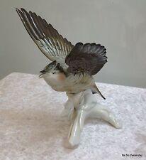 Karl Ens Rudolstadt Stunning Figural Bird Mid 20th Century