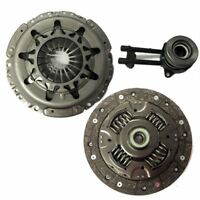 COMPLETE 3 PART CLUTCH KIT WITH CSC FOR A FORD FUSION ESTATE 1.4 TDCI
