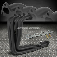4-1 SS RACING HEADER MANIFOLD/EXHAUST 94-01 INTEGRA GSR/TYPE-R DC2 B18C5 BLACK