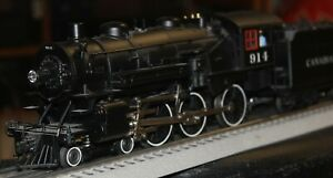 Lionel 11202 Canadian Pacific 4-6-0 Ten Wheeler Steam Loco-Legacy Cont. Nice&Box