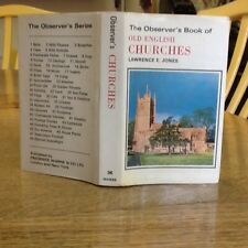 Observers Book Of Churches 1972: