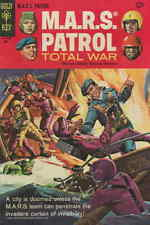 M.A.R.S. Patrol Total War #5 VG; Gold Key | low grade comic - save on shipping -