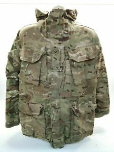 British Army MTP Windproof Smock Jacket Combat PCS Uniform Camping Cadet