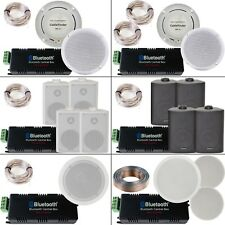 Inteligente Casa Mini Bluetooth Amplificador & Altavoz Kits – Wifi Estéreo Hifi