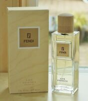 LIFE ESSENCE by FENDI  natural spray EDT 100 ml~3.4 oz  DISCONTINUED