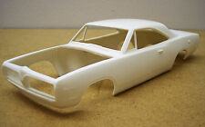 1969 BARRACUDA COUPE KIT  1/25 SCALE RESIN