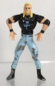 "Vintage Steel Slammer WCW nWo DDP Diamond Dallas Page 3"" Diecast Mini Figure WWF"