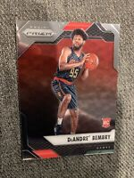 2016-17 Panini Prizm #77 Deandre Bembry Rookie Card Atlanta Hawks RC