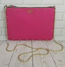 Victoria's Secret Laser Cut Slim Crossbody Pink Bag New with tag