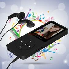 Music MP3 Player 8GB 70 Hours Playback Lossless Sound Support Up To 64GB