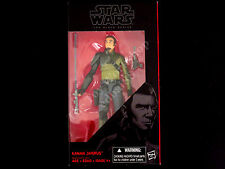 "Star Wars Black Series Kanan Jarrus 6"" Action Fig. By Hasbro, Rebels Jedi Knight"