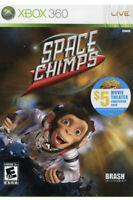 Space Chimps Xbox 360 kids game