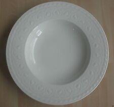 Villeroy & Boch Porzellan, Cellini, Suppenteller 24 cm, rund, 10-4600-2700