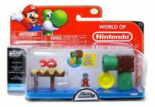 World of Nintendo Micro Land Ice Mario & Sparkling Water playset Series 1-2 Moc