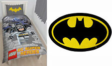 Cotton Blend Batman Pictorial Home Bedding for Children