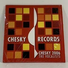 Chesky Records - Sampler - 2006 The Vocalists - 6 Tracks