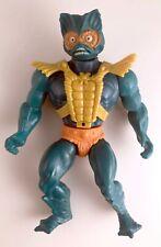Mer-Man Evil Masters of the Universe, MOTU, He-Man 1982 Original, Mattel