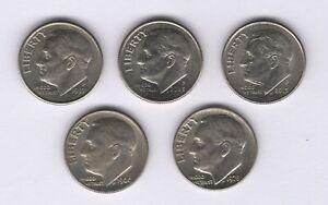 U.S.A. Roosevelt Dimes | World Coins | Bulk Coins | Pennies2Pounds