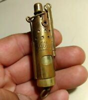 Vintage Collectible Altus? Trench Lighter - Tobacciana - Militaria Used