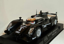 SLOT IT SICA24A AUDI R18 TDI MONZA TEST 2011 WITH FLAT 6 MOTOR 1/32 SLOT CAR