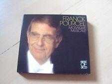 CD FRANCK POURCEL  mosaïque musicale  (best off 3 CD)