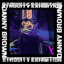 Atrocity Exhibition 0801061027629 by Danny Brown CD