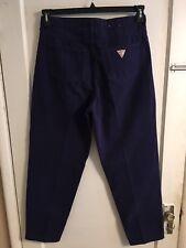 Vintage Georges Marciano Guess Jeans USA Men's Pants Purple 32x30 EUC Hip Hop