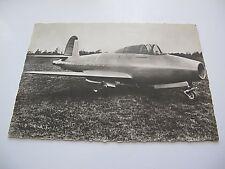 carte postale cpm cpsm RAF avion à réaction Major Whittle 1941 armée de l'air