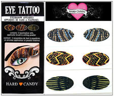 2 Hard Candy Eye Tatoo Exotic: Butterfly Wings Appliques Pure Minerals EyeShadow