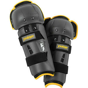 Thor Sector GP Knee Guards Gray OS