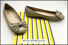 WITTNER WOMEN'S FLATS LEATHER COMFORT FASHION SHOES SIZE 6, 37